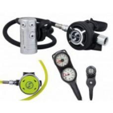 Regulator R 2 ICE set III (reg.+ octo + spg + depth + compass)