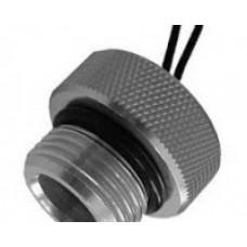 TecLine DIN Valve Cap Screw - Aluminum